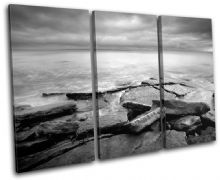 Rock Island Sunset Seascape - 13-0294(00B)-TR32-LO